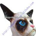 2013 hotsale atacado mais novo rei máscaras para a festa fantasia mascarada mal-humorados máscara de gato