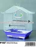 La jaula del pájaro, jaula para aves