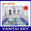Sb-200a con descuento automático del cielo de pintura para hornear habitación