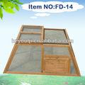 Madeira animal de estimação, madeira canil fd-14 canil para animais de estimação