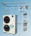 23kw, central de aire acondicionado, de aire para calentar el aire de la bomba