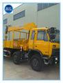 camión grúa telescópica grúa 8ton