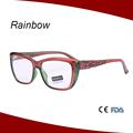 2015 cópia design acetato frame ótico plástico óculosdeleitura fabrico