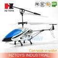 3.5ch rc helicóptero partes a prueba de agua de propulsión para la venta.