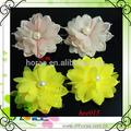flor com pérolas de venda por estaleiros para a princesa vestido decoração
