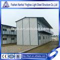 casa prefabricada hecha en china