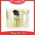 Msq 4 pcs acrílico mini-maquiagem escova