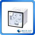 Doble ac amperímetro con rectificador 100ma~5a amperímetro analógico