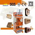 Ly1-10 comprimé machine brique de terre