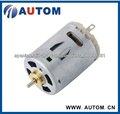 12v motor eléctrico ARS-380SA de secador de pelo