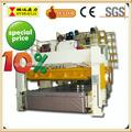 Pengda bajo consumo de energía prensa hidráulica platina
