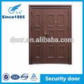 tamanho padrão duplo de aço da folha da porta