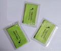 sunglass pano de limpeza panos acondicionados em bolsa de pvc seda microfibra serigrafia pano de limpeza