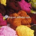 100% tejer a mano de lana de oveja hilado precio barato proveedor