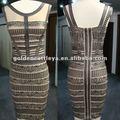 marvelous hmi6m960 sin mangas la última impresión de vestidos de fiesta desgaste para las niñas