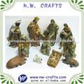 resina figuras religiosas estátuas decoração