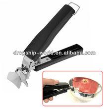Multi- uso del intestino plato de cocina placa de la abrazadera del resorte/fetch clip- negro