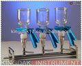 Colectores de vacío de filtración---- vidrio embudo/3- subdivisión de colectores de vacío del filtro
