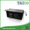 Bateria de gel recargable 12v para energia solar y eolica 170ah UPS