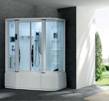 G155 Sala de Sauna Sala de vapor/sauna barcelona/pintura para baños Sala de vaporde lujo