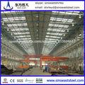 China de fábrica del acero Dibujo Estructura Almacén