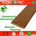 precio al por mayor de pisos de bambú para el interior