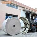fabricación de papel gris en el precio del rollo