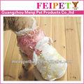 feipet tang traje ropa para mascotas ropa para perros de lujo de alta calidad de ropa para perros