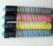 cartuchos de fotocopiadora para rioch mpc2550 partes del cartucho