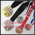 la producción personalizada de metal medalla de premio