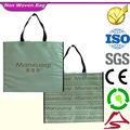 venda quente de alta qualidade durável nova moda não tecida saco de lixo fabricante da china
