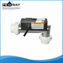 bañera de hidromasaje micro componente de calefacción de agua dispositivo de bañera de hidromasaje caliente calentador de madera