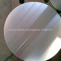 círculo de lámina aluminio
