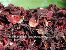 hight qualidade de flores secas de hibisco