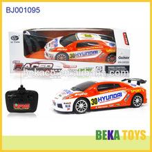 fábrica de juguetes rc coche de deriva/modelo de hyundai coches rc/coche de carreras mundo