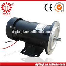 magnético permanente 24v tipo de motor de corriente continua