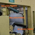 recubierto de papel cartón dúplex material
