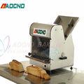 Cortadora de pan panadería toast/tostado