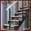 main courante en inox escalier en acier poutre