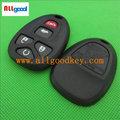 Allgood caliente de la venta!!! 5 botón de control remoto caso clave para gm remoto clave cubierta