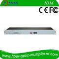 Émetteur optique 4Ethernet 4E1 SDH et le récepteur