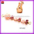 2014 de alta calidad de sandalias de tailandia zapata de accesorios