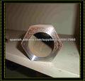 tubos de acero hexagonales trefilados