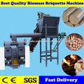 CE certificado máquina para hacer briquetas de biomasa