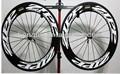 Fresco!!! De artes fijos de carbono ruedas de carbono, 88mm de carbono clincher/tubular zipp 808 juego de ruedas