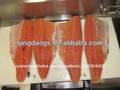 de alta calidad congelado filete de salmón chum