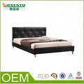 cama de metal simple moderno durable