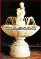 artificial decoración del jardín fuente de agua para la venta