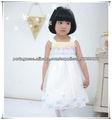 crianças moda européia estilo vestido de baile