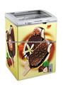 Sorvete SD SC 68Y balcão frigoríficos com aço
